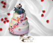 Eistorten Hochzeit